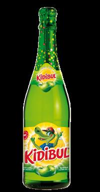 Bouteille 75cl KIDIBUL - Pomme